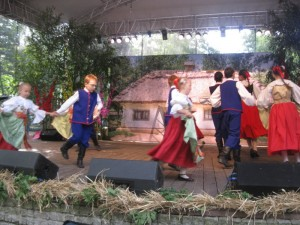 21.06.2015 r. - Festiwal Folkloru Dobroń 2015